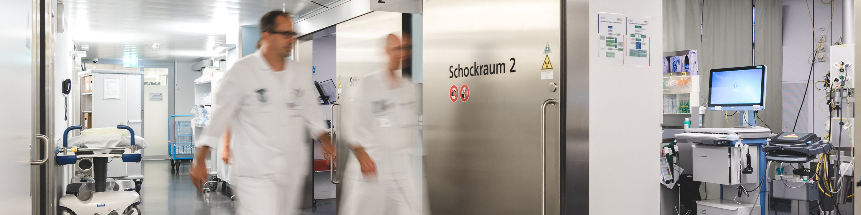 Schockraum Acute Care Surgery Bern